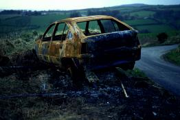 3 Willie Doherty Border Incident 1994