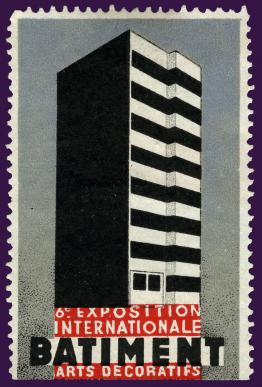 D05 6.e Exposition Internationale Batiment 1934